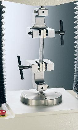 Ensayo de tensión con texturometro TA.HDPlus